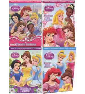 Disney Princess Jumbo Coloring Book 96pg