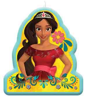 Elena of Avalor Candle 4ct