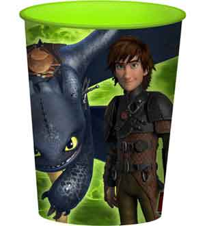 How To Train Your Dragon 2 Favor Cup 16