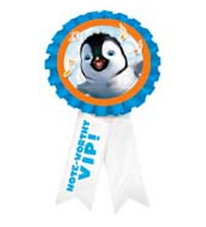 Happy Feet 2 Award Ribbon