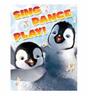 Happy Feet 2 Invite 8ct