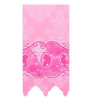 Princess Dream Party Tablecover