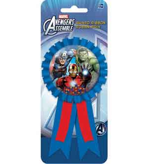 The Avengers Award Ribbon