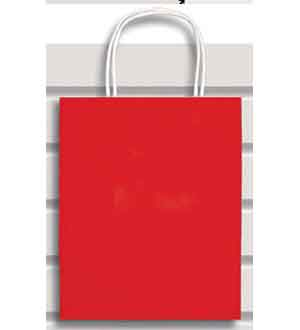 Gift Bag (XS) Red