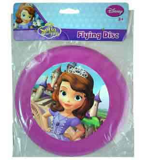 Sofia The 1st 7.5in Flying Disc