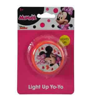 Minnie Light Up YoYo