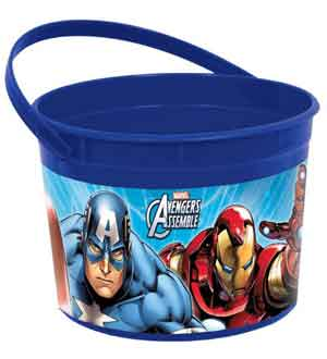 The Avengers Favor Container