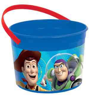 Pixar Toy Story Power Up Favor Container