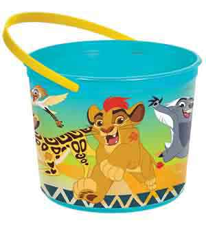 Lion Guard Bucket