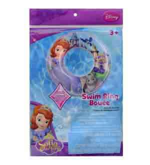 Sofia The First Swim Rings 1 Pair