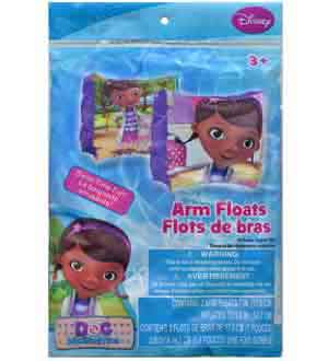 Doc Mcstuffins Arm Inflatable Floaties