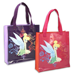 Tinkerbell Party Tote Bag Pvc