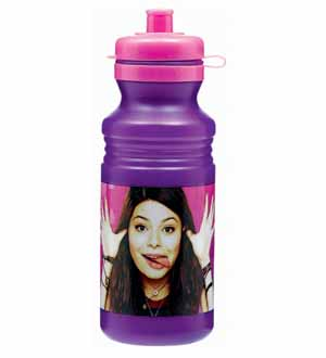 Icarly Water Bottle 18oz