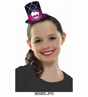 Monster High Hats 8 Ct ~ 365005