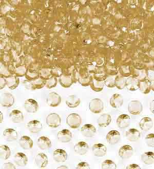 Bridal Confetti Gems - Gold