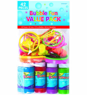 Bubble Fun Value Pack
