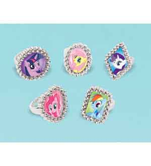 My Little Pony Friendship Jewel Ring Hic