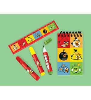 Angry Birds Stationery Set