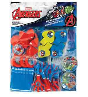 Avengers Epic Mega Mix 48ct