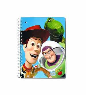 Toy Story Spiral Note Book 50 Sheet