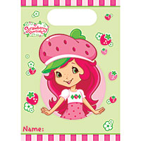 Strawberry Shortcake Lootbag 8ct