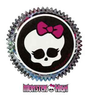 Monster High BakingCup