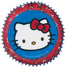 Hello Kitty BakingCup