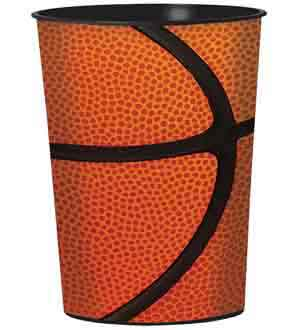 Basketball Favor Cup 16oz