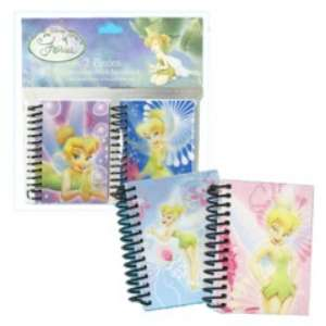 Tinkerbell Mini Notebook 2pc