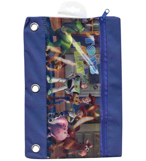 Toy Story 3 Ring Pencil Pouch