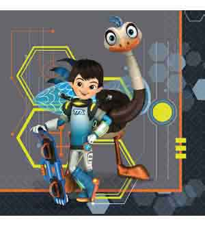 Miles from Tomorrowland Napkin (S) 16ct
