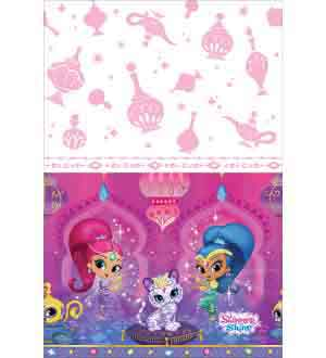 Shimmer and Shine Tablecover 54x108
