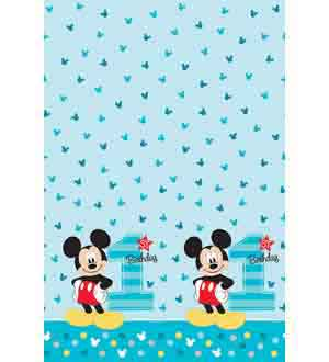 Mickey Fun To Be One Tablecover 54x102