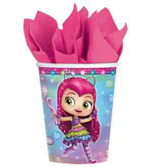 Little Charmers Cup 9oz 8ct