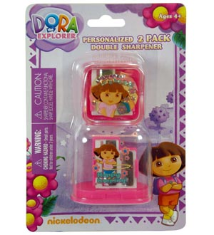 Dora Double Sharpener 2ct