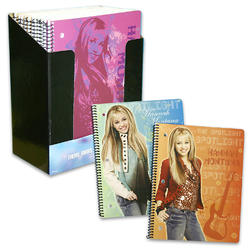 Hannah Montanna Notebook 50 Pages