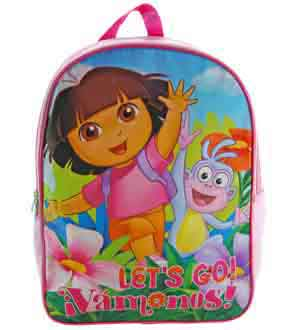 Dora and Friends Backpack 16in