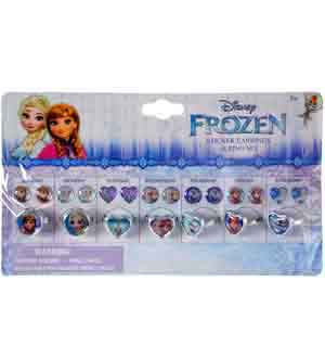 Disney Frozen 7 days Earring