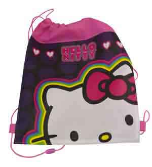 Hello Kitty Non Woven Sling Bag