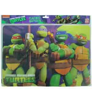 Tmnt Ninja Turtles Placemat