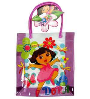 Dora Heat Sealed Tote Bag