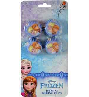 Disney Frozen Mini Cupcake Liner 100ct
