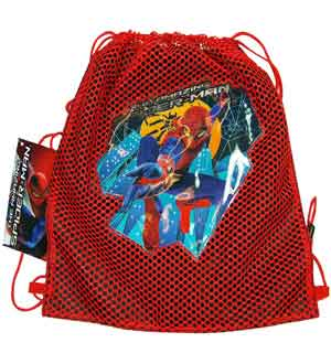Spiderman 12.5x10.5in Sling Bag